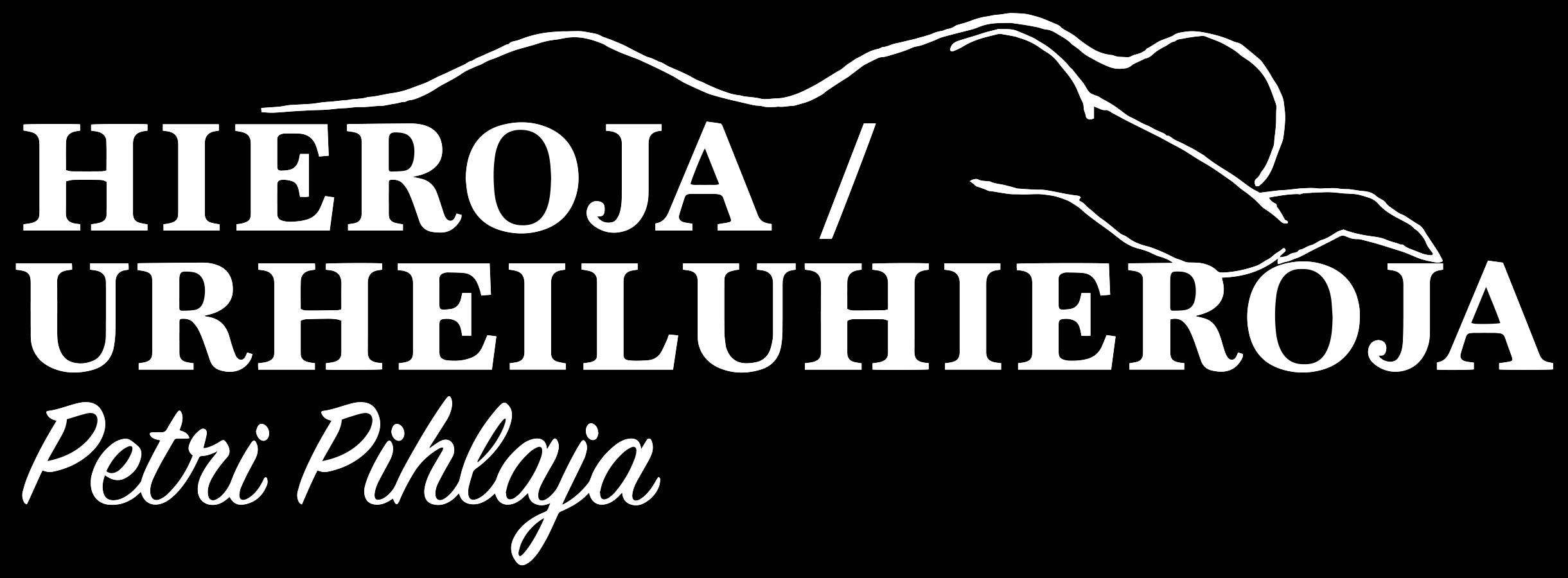 Hieroja / Urheiluhieroja Petri Pihlaja